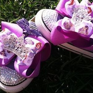 Other - Sofia the first Converse